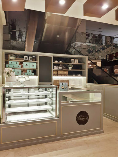 EXQUISE PATISSERIE – GRAND INDONESIA SHOPPING TOWN