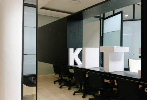 KITC OFFICE. AIA TOWER. 3